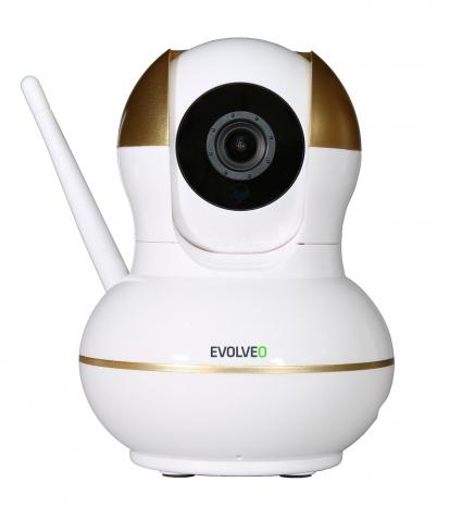 IP kamera EVOLVEO Securix vám umožní promluvit si se zlodějem