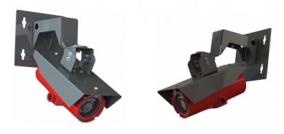 Nová kamera od Axis určená pro rizikové oblasti má ochranu proti explozi a červenou barvu
