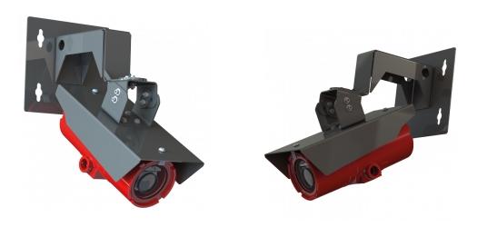 Axis - cervena - kamera