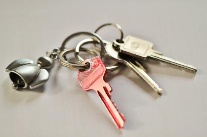 Co se stane, pokud ztratíte klíče?