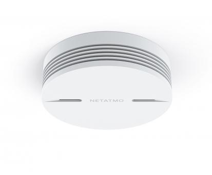 Chytrý detektor kouře je produktovou novinkou společnosti Netatmo