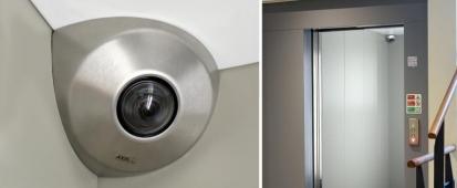 Axis stále inovuje – nyní představuje speciální kamery určené pro instalaci do rohu