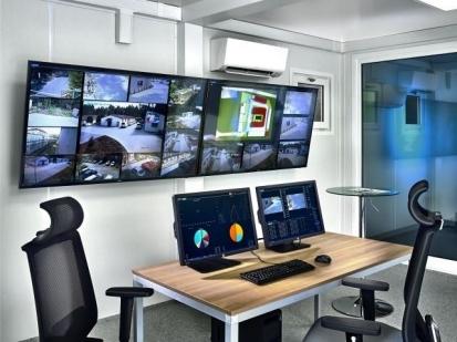 Nově instalovaný systém inteligentních kamer od společnosti Axis v areálu Smart City Polygon ihned odhalil zloděje