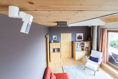 Detektory pohybu, které jsou pěkným i funkčním doplňkem interiéru