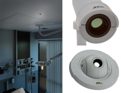 Nové termální kamery za rozumnou cenu od výrobce AXIS