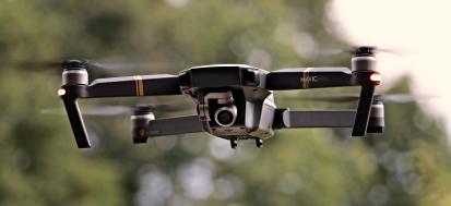 Drony jakožto součást přítomnosti i budoucnosti