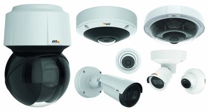 Společnost Axis představila na veletrhu ISC West v Las Vegas novou řadu IR kamer