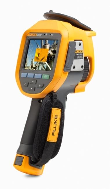Termovizní kamery pomáhají snižovat skleníkový efekt
